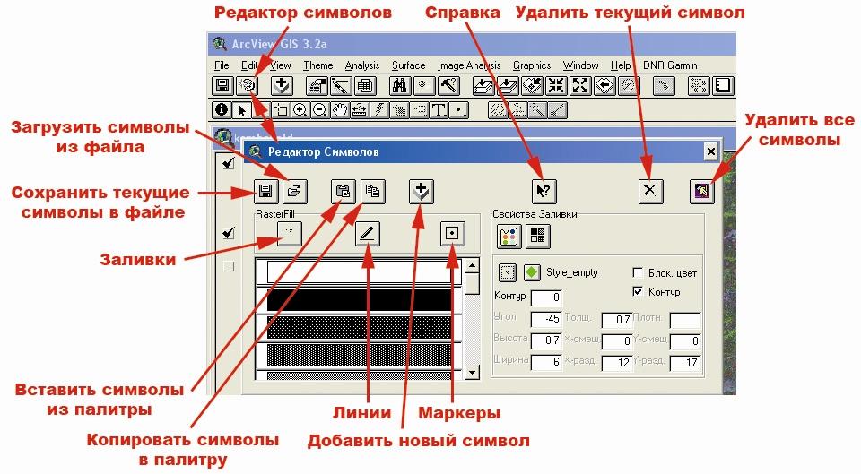 Рис. 448. Кнопка и окно расширения «BKT Symbol Editor»