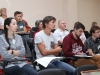 Дарья и Михаил Кореповы на конференции