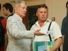 V. Galushin and P. Tilba at the conference