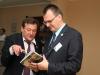 Ильдар Еналеев (Россия, Казань) и Януш Селицкий (Польша) на конференции