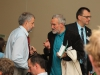 Александр Сорокин (Россия, Москва) и Владимир Ивановский (Беларусь) на конференции