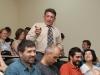 Вячеслав Фролов на конференции