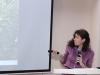 М. Дятлова на конференции