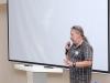 Вю Горячев на конференции