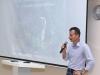 Роман Мнацеканов на конференции