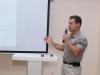 Михаил Ильюх на конференции