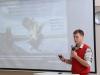 И. Фуфачев на конференции