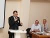 Януш Селицкий, Виктор Белик и Владимир Галушин на конференции