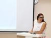 Наталья Мещерякова на конференции