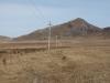 Птицеопасная ЛЭП в Усть-Канской котловине