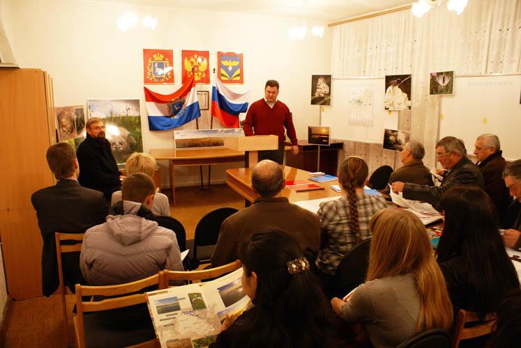 Общественные слушания в Безенчукском районе. Фото Т. Трофимовой