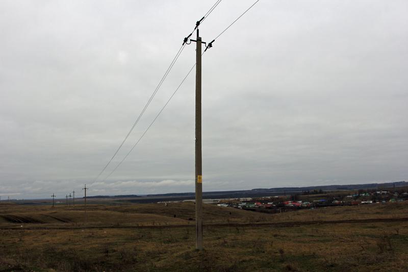 Первые ПЗУ в Ютазинском районе (Бугульминские ЭС), установленные в2012 г.