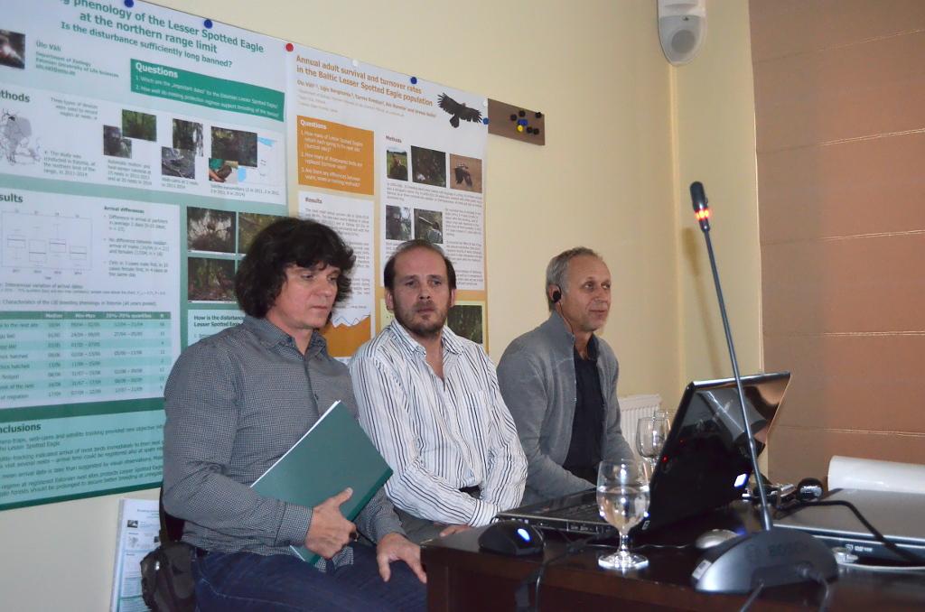 Boris Maderic, Miroslav Dravecky, Jozef Chavko (Словакия)