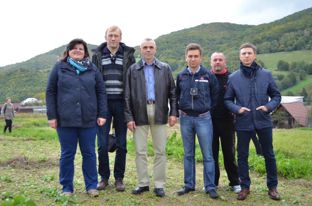 Украинские и Прибалтийские орнитологи