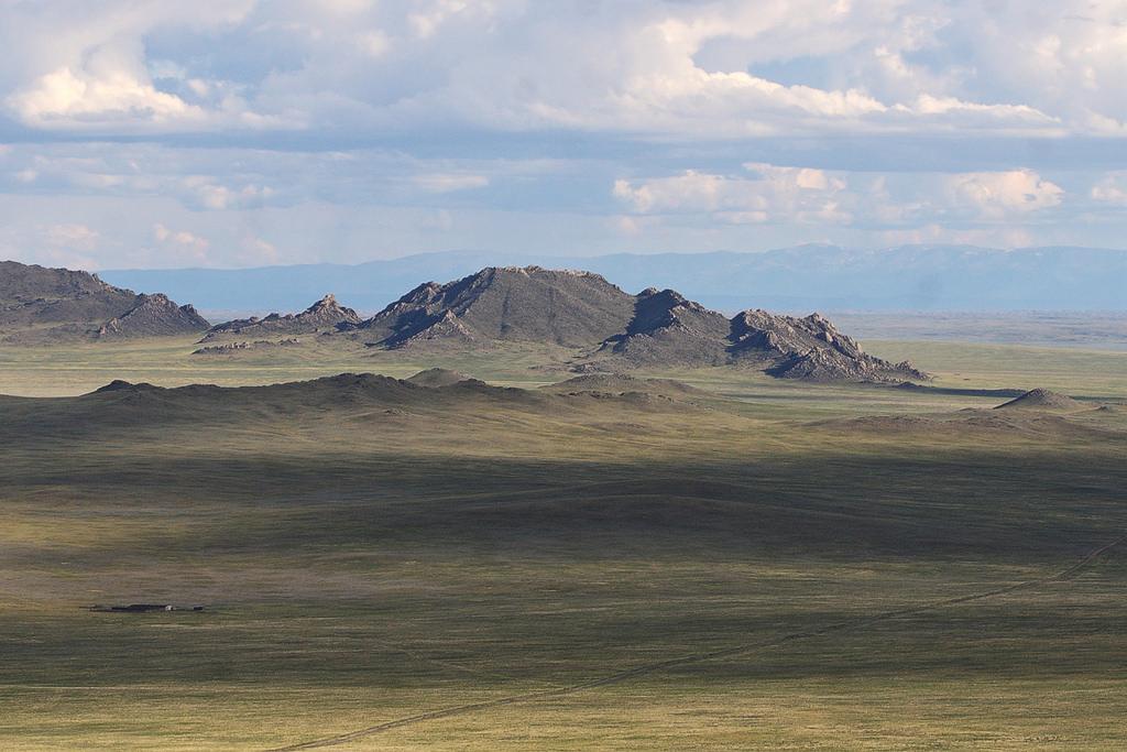 Yamalog Mount