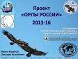 Проект «Орлы России» 2013-2016