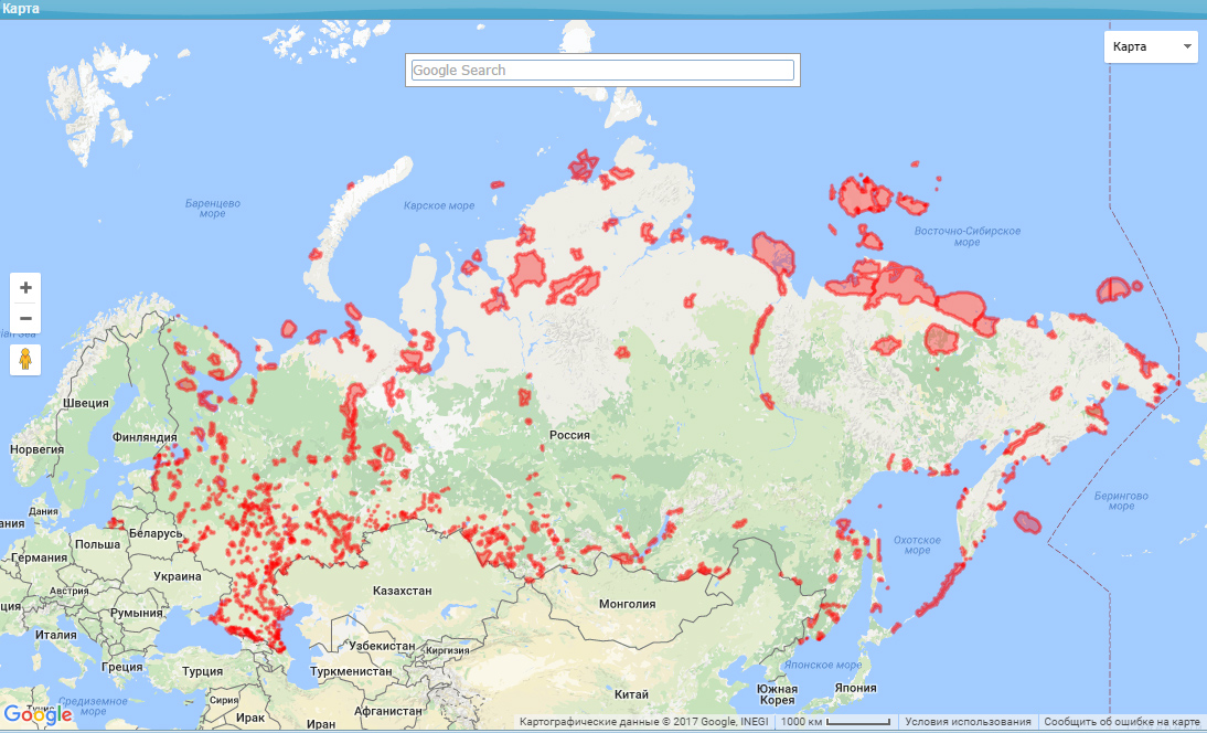 Important Bird Areas of Russia and voluntary forest certification