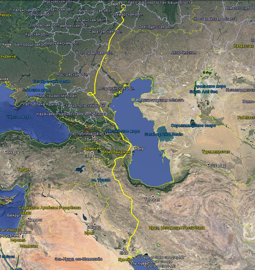 Осенняя миграция Моисея с 9 октября по 11 ноября 2016 г.
