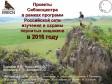Проекты Сибэкоцентра в рамках программ Российской сети изучения и охраны пернатых хищников в 2016 году